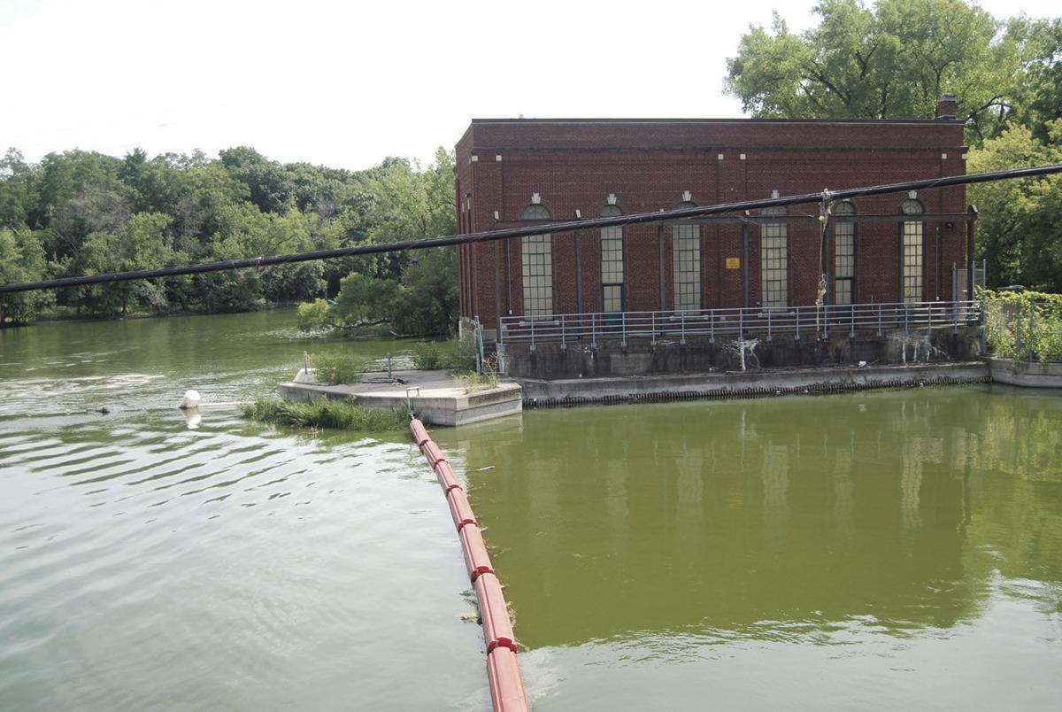 Indianford dam