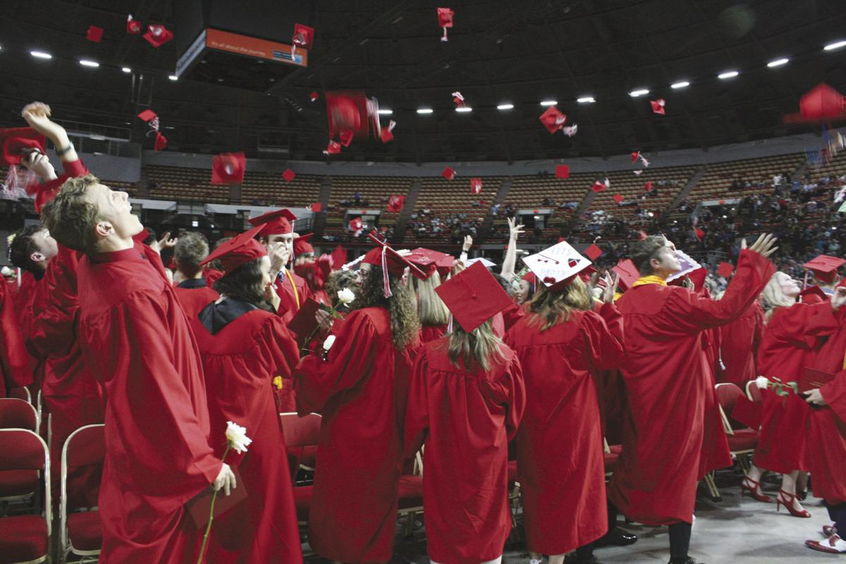 SPHS Class of 2019 sets record