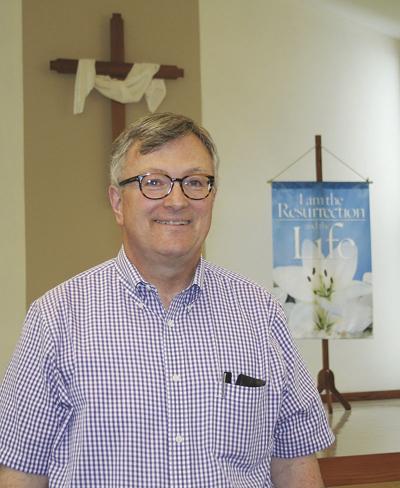 Pastor Scott Walters