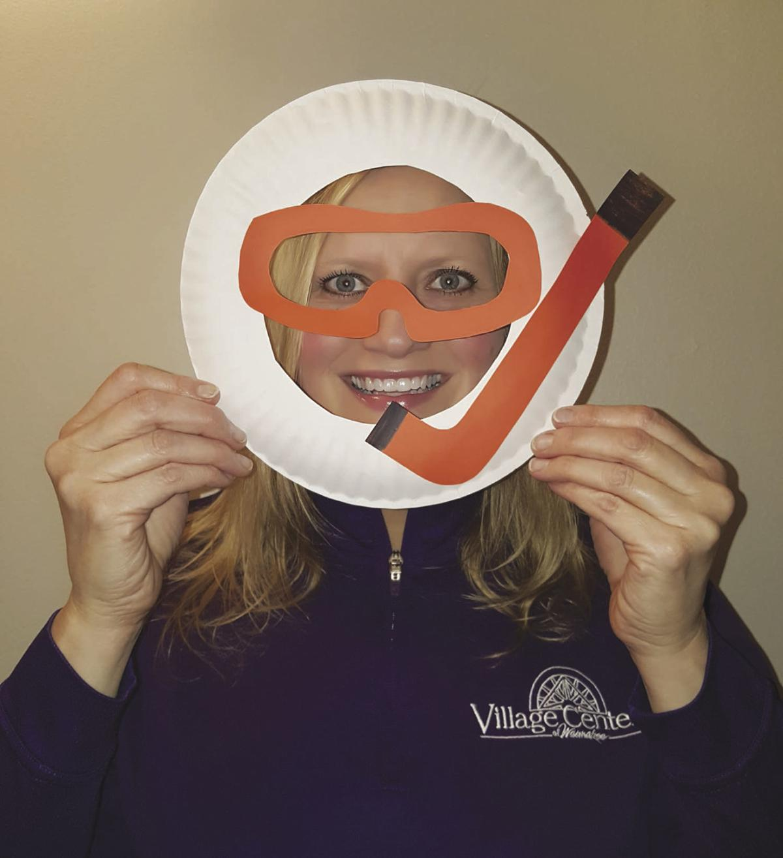 Scuba Mask