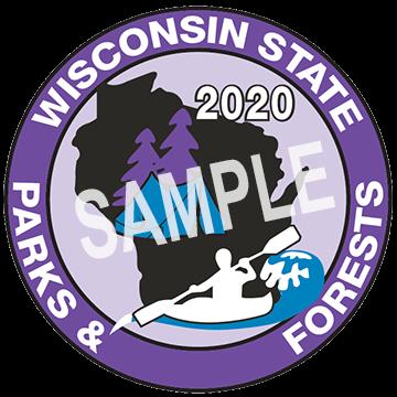 State Parks sticker