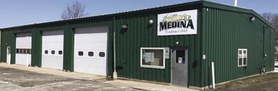 Medina Town Garage