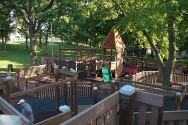 Sun Prairie Dream Park marks five years