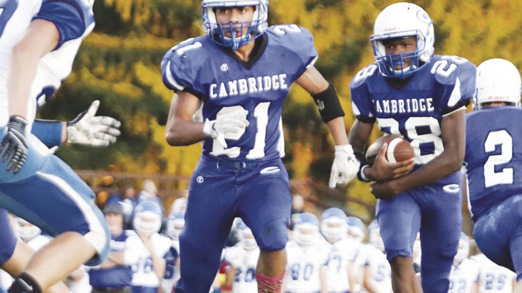 Cambridge uses 1-2 punch to pound Pardeeville