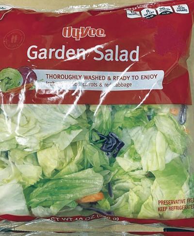 Hy-Vee Bagged Salads