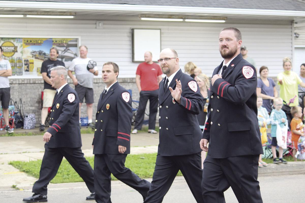 Dane firefighters