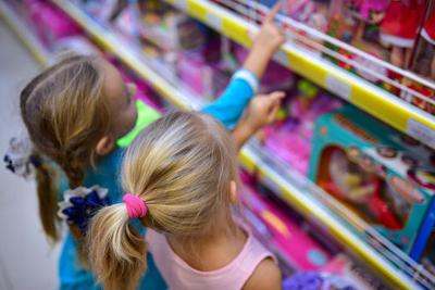 Toymakers race to get products on shelves amid supply clogs