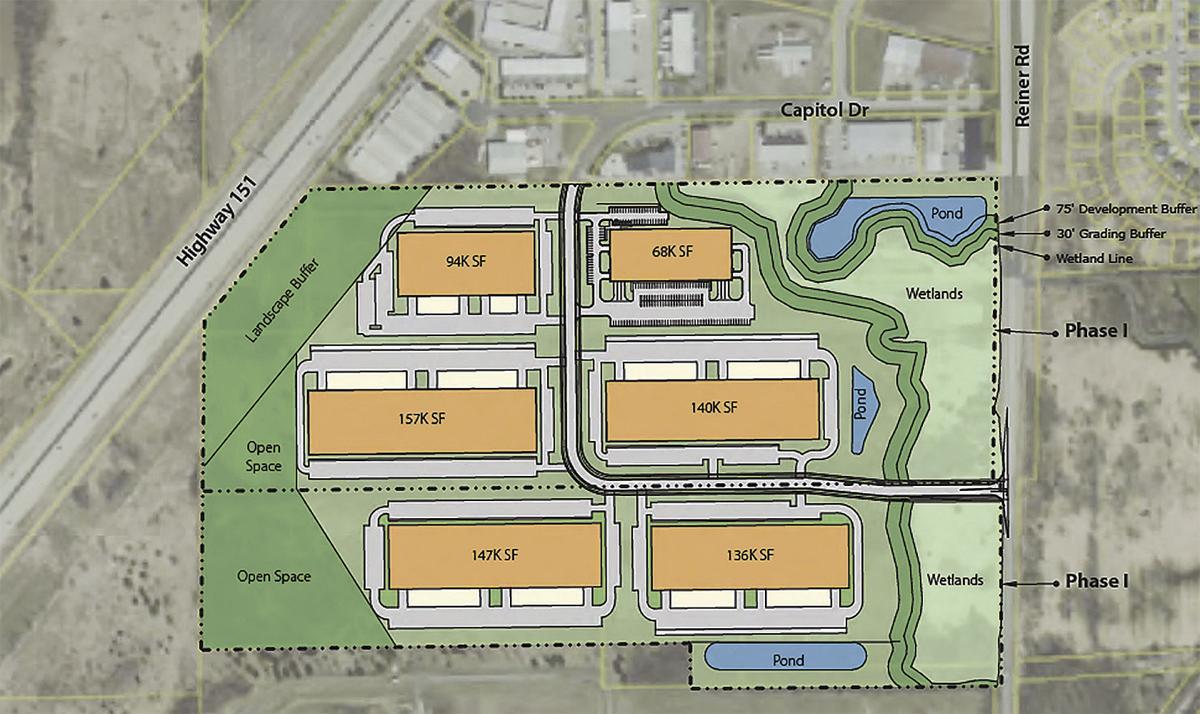Interstate Partners plan backed by Sun Prairie Plan