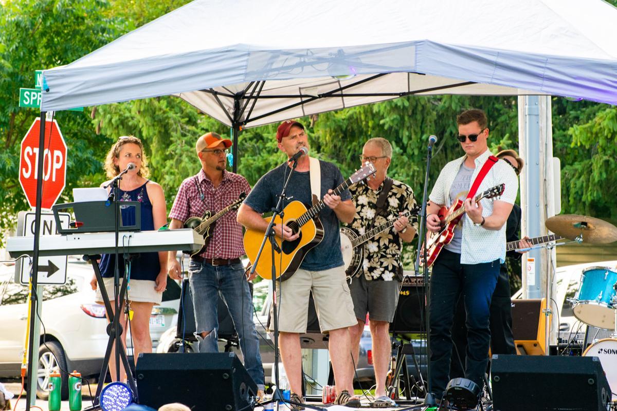 Cool sound downtown: Cambridge Summer Concert Series
