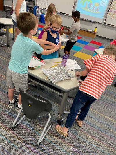 Students in DeForest Area School District summer school classes