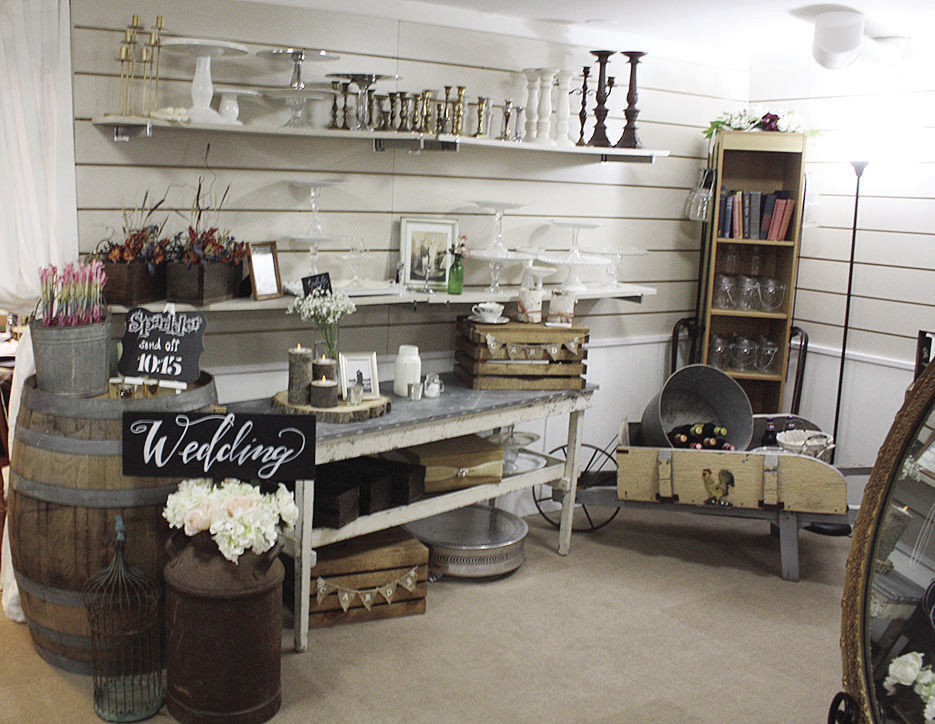 Rustic Accents showcase
