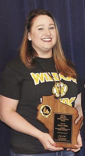 Sun Prairie resident honored as Wisconsin Elementary Teacher of Year
