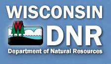 Wisconsin Department of Natural Resources (DNR) logo (2015)