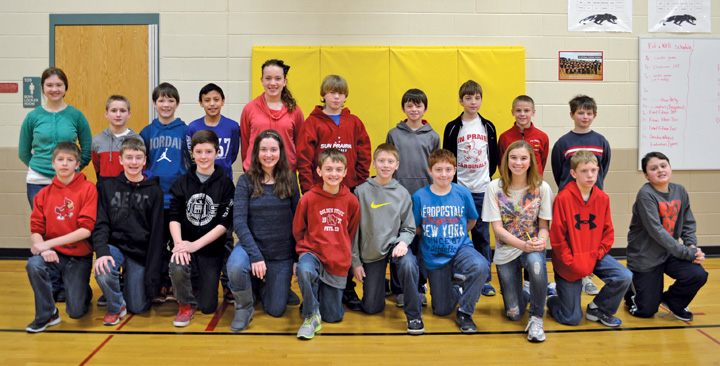 Patrick Marsh students compete in geography bee - The Star ...