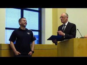 City of Sun Prairie Employee Awards -- 3-20-2018