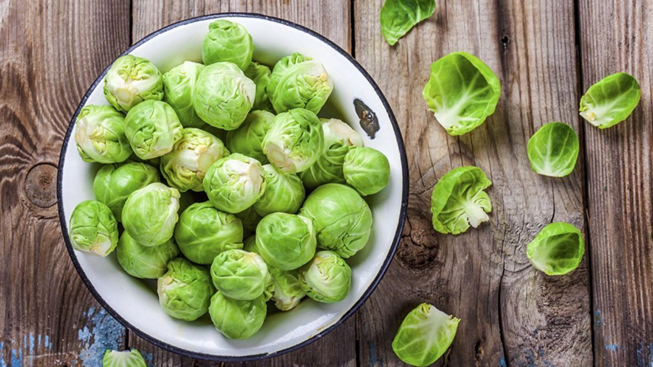 The Kitchen Diva: Brussels sprouts shed their bad reputation