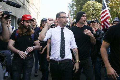 Controversial Proud Boys embrace 'Western values,' reject feminism and political correctness