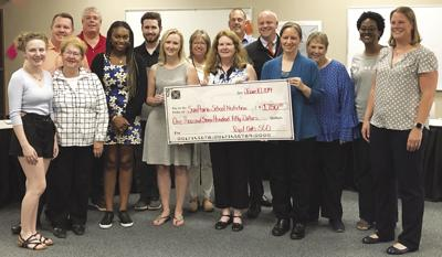 ROSCO donates to SPASD School Nutrition Fund