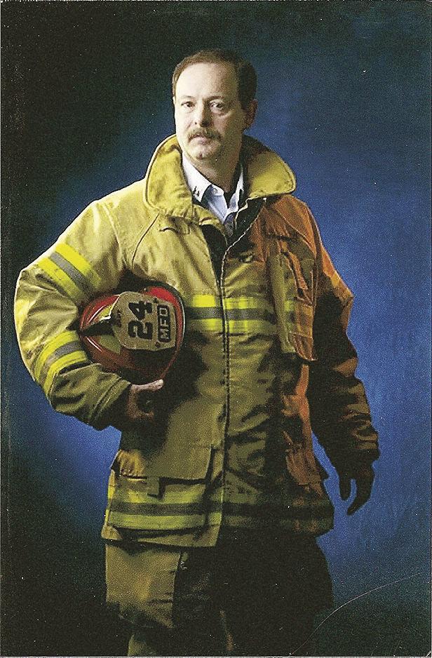 Hero Firefighter