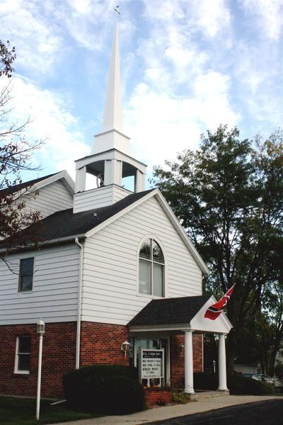 Bristol Lutheran Church (2015)