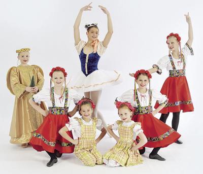 DeForest dancers in 'The Nutcracker'
