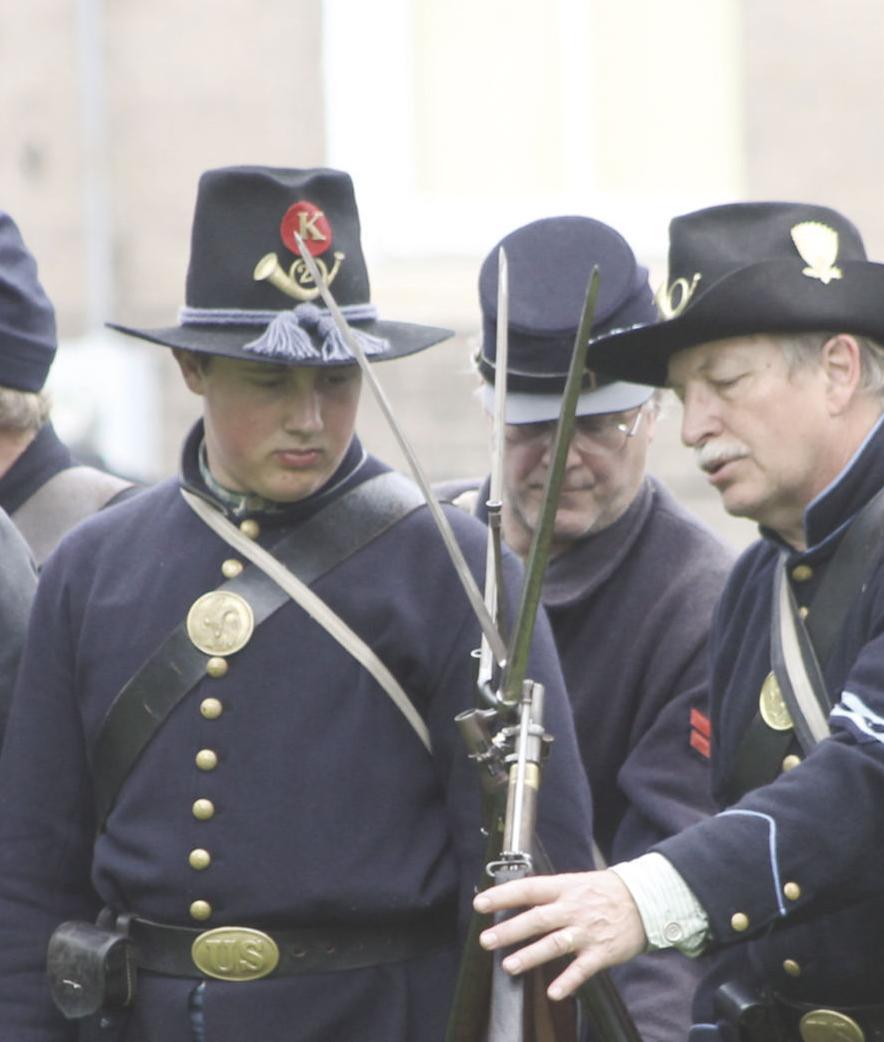 Civil War Living History Days