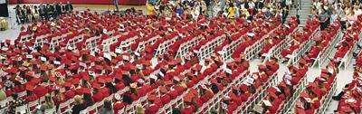 Class of 2019 graduation to air live