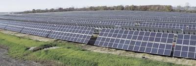 Dane County Regional Airport Solar Panels (2020)