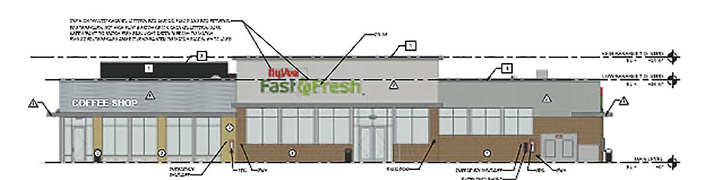 Hy-Vee Fast & Fresh Convenience Store