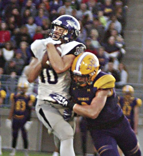 Warrior football is 'balanced' nearing game five