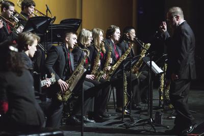 SPHS Jazz Band I