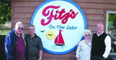 Fitz's on the Lake has officially changed owners.