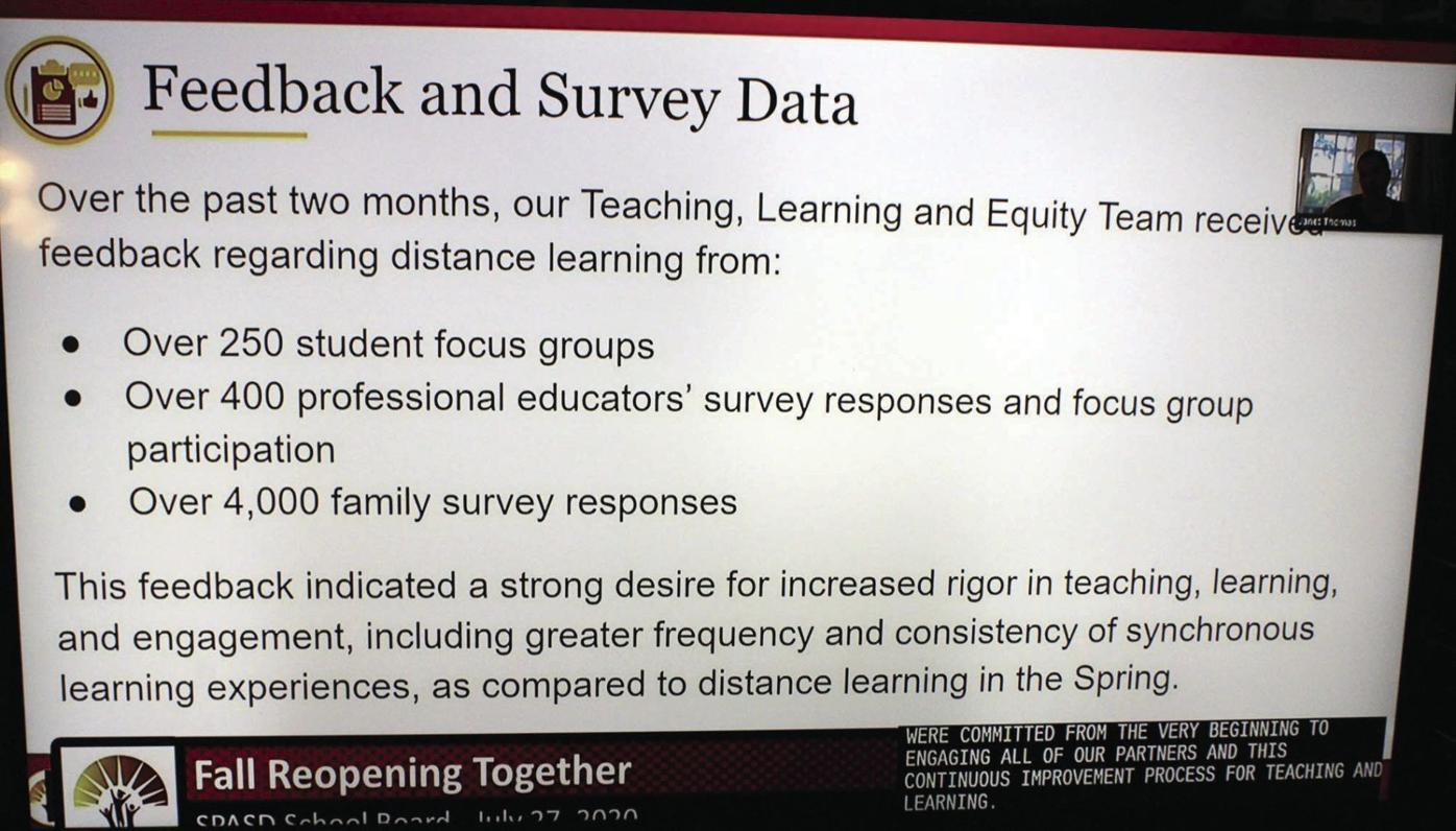 Feedback and Survey Data