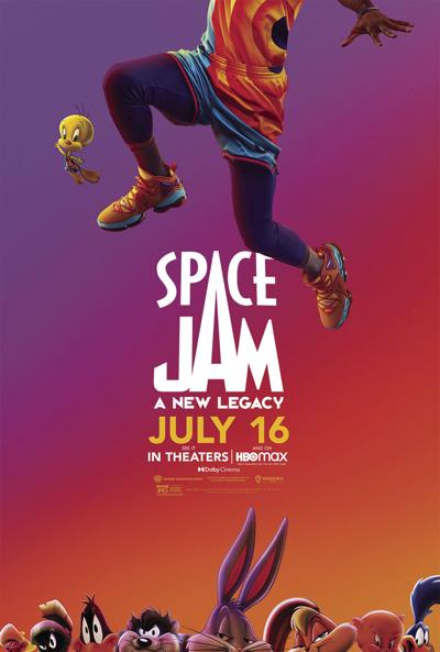Space Jam: A New Legcacy