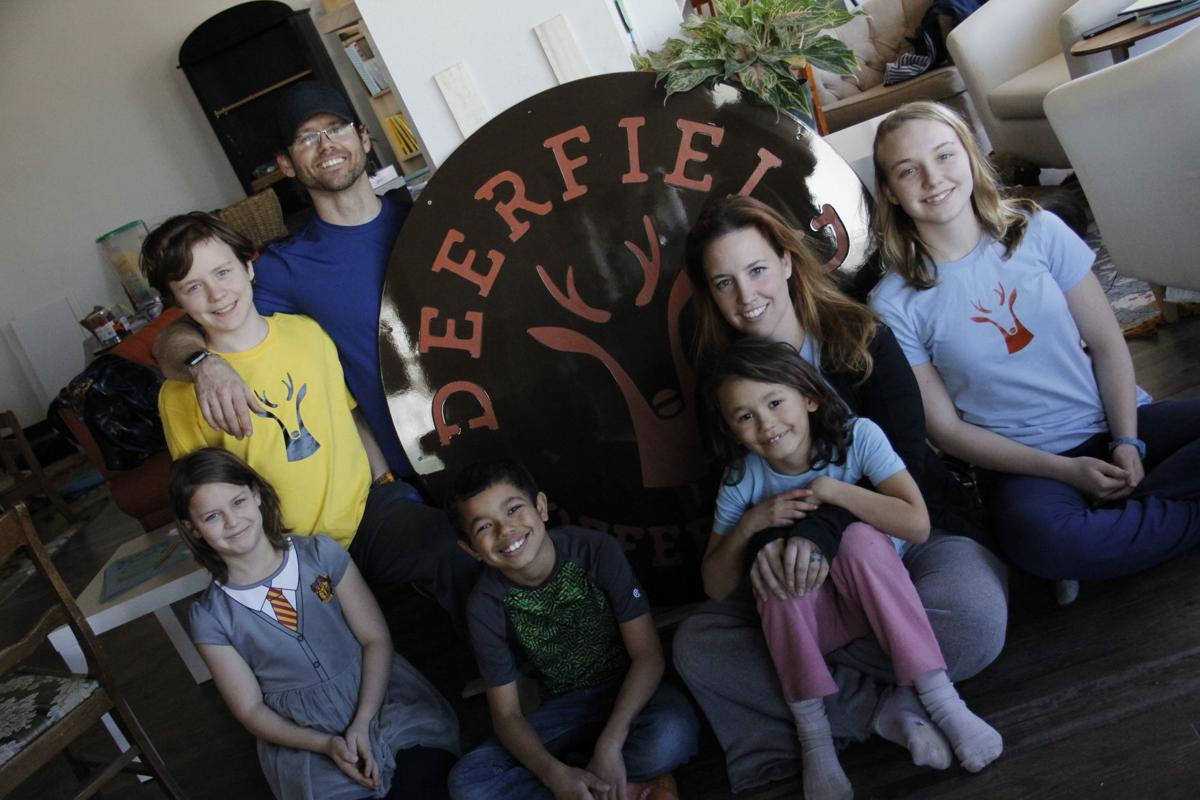 A Gathering: Deerfield Coffeehouse grand opening is April 13