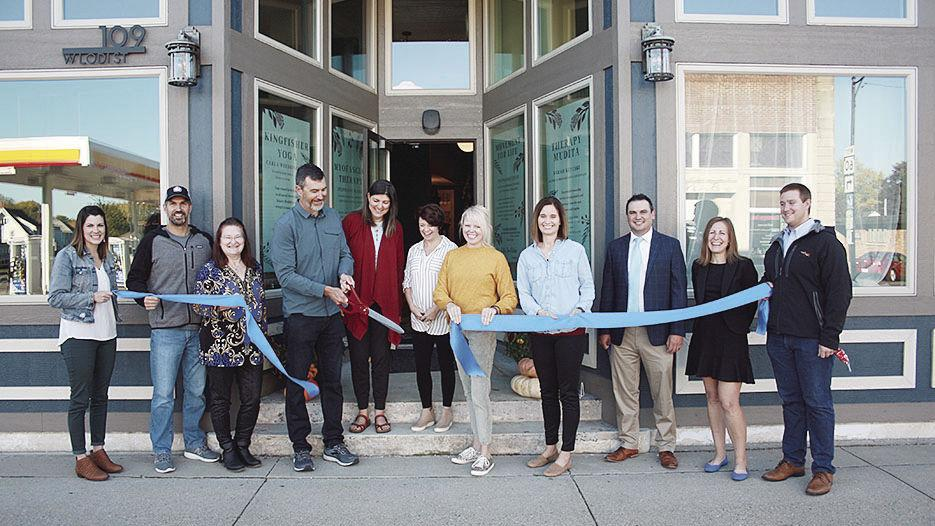 Ribbon-cutting for Willow Tree Wellness