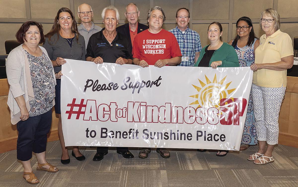 Council backs #ActofKindness Campaign