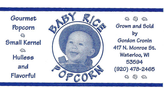 Baby Rice Popcorn