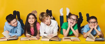 Fun for kids and teens at the Sun Prairie Public Library