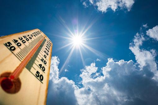 Heat advisory issued