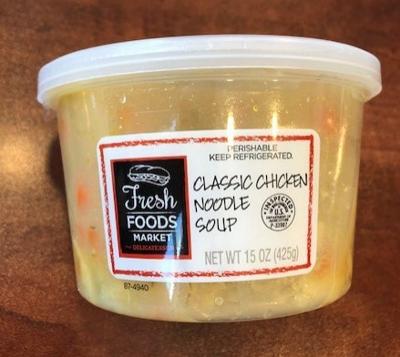 RCK Chicken Noodle Soup (2020)