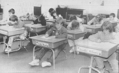 1989 Lodi Elementary School Letters to Santa