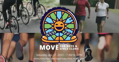 MOVE4BGC benefits Boys & Girls Club of Dane County