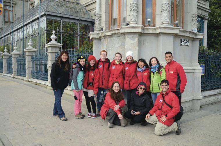 Siteseeing in Punta Arenas