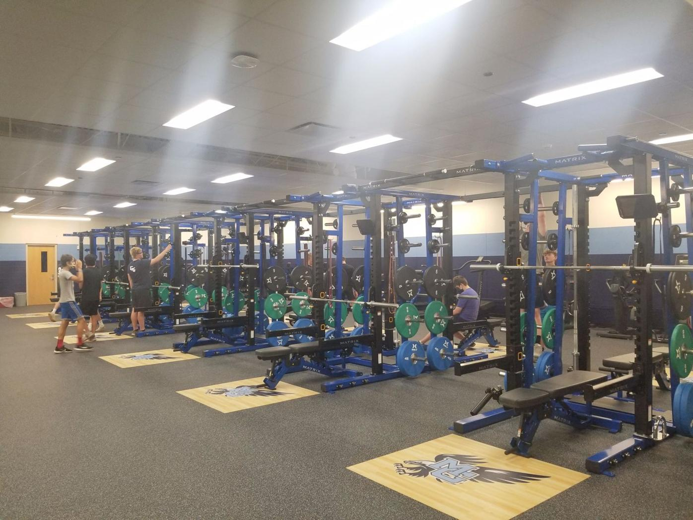 MG Weight room