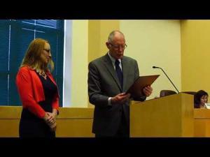 Municipal Treasurers Week Proclamation 4-17-2018