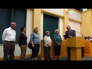 Friends of the Library Proclamation -- 10-3-2017