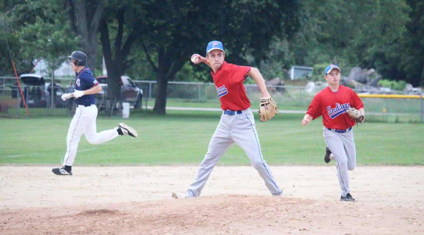 Off the mound