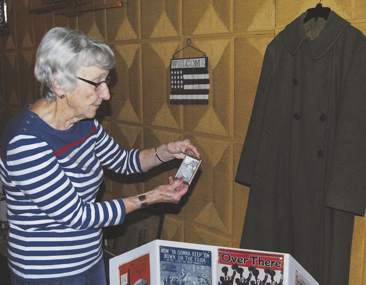 100 years after World War I vet gets recognition