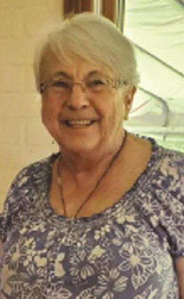 Betty A. Madaus